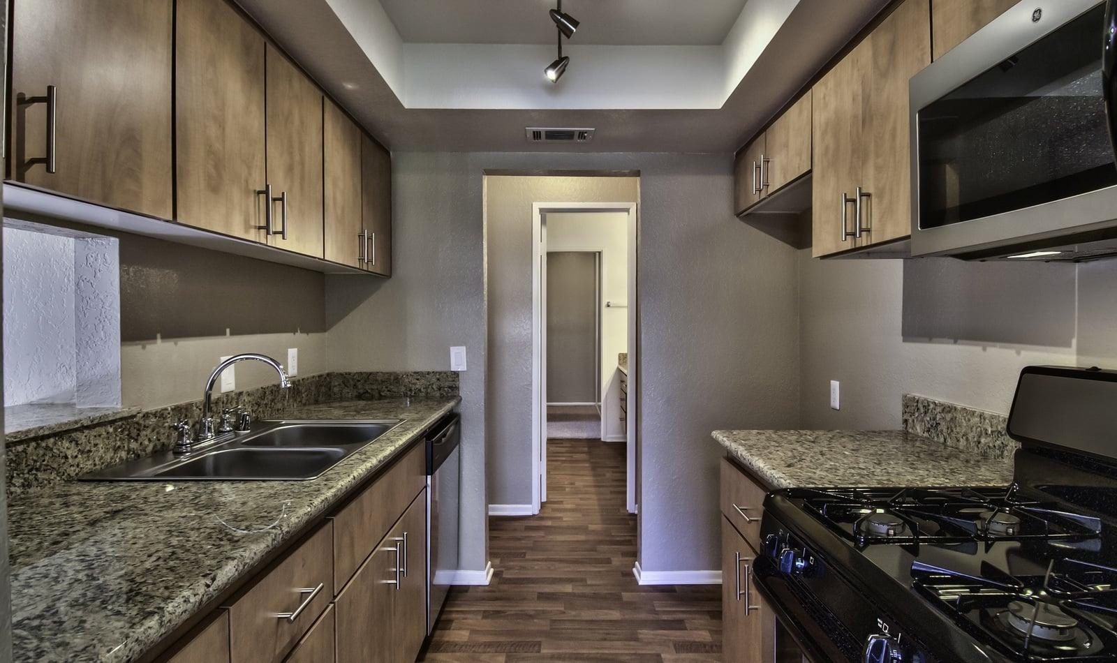 Kitchen at Alvista Canyons