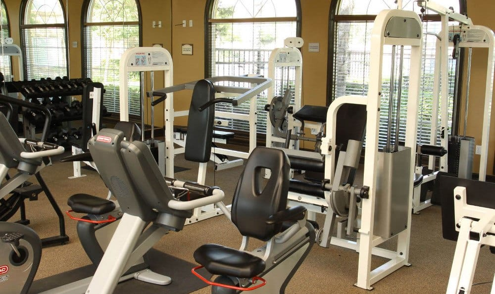 Alvista Towngate Exercise Room
