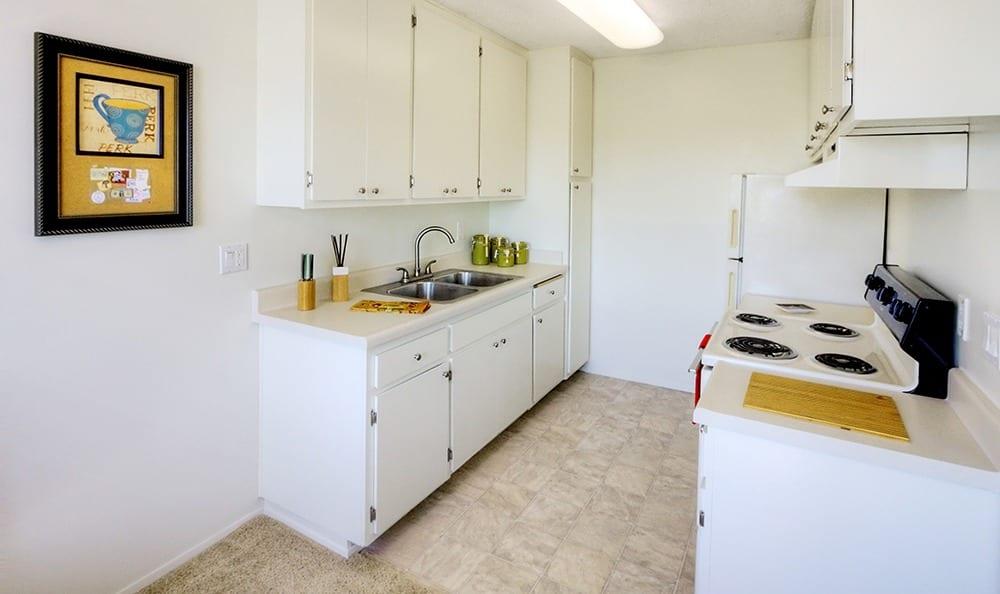 Kitchen at Alvista on Baltimore