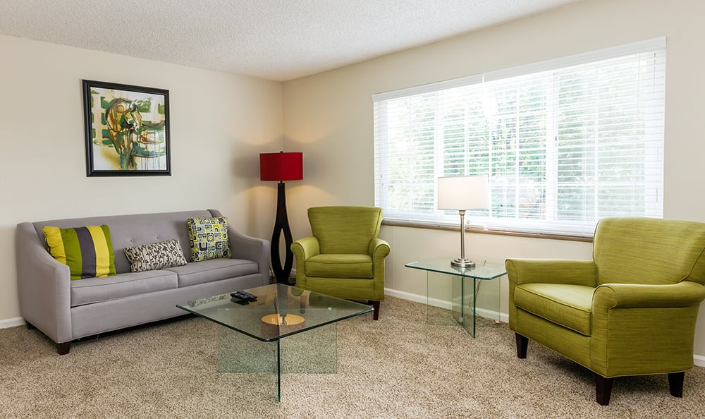 Interior At Our Aurora Colorado Apartment Rentals