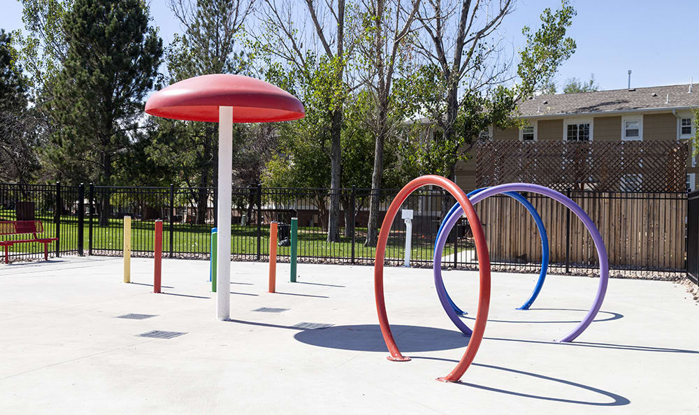 Playground At Our Aurora Colorado Apartment Rentals