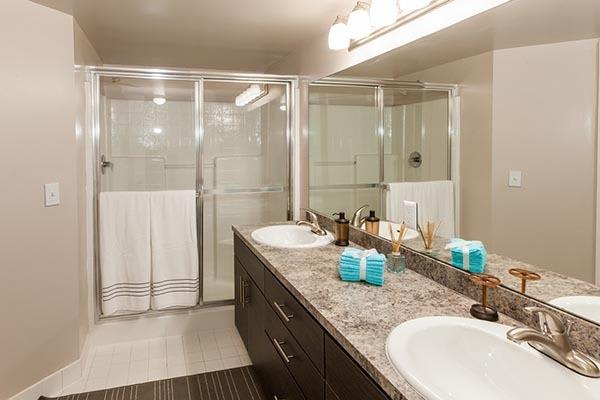 Bathroom At Apartments In Pembroke Pines