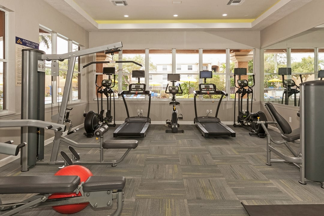 Exercise At Apartments For Rent In Pembroke Pines