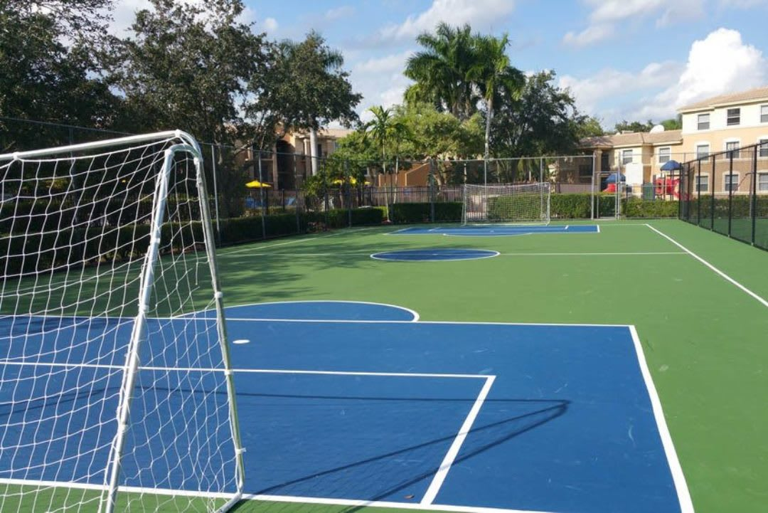 Soccer At Apartments For Rent In Pembroke Pines