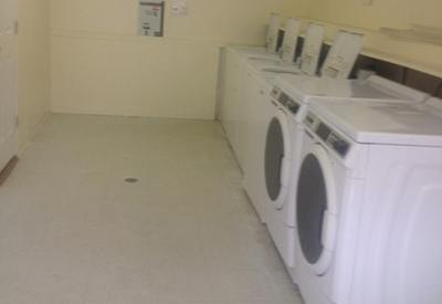 Doing the wash is easy at Highland Square with our on-site laundry facility!