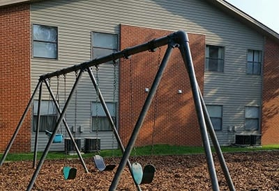We have an on-site playground and more here at Horizon Square.