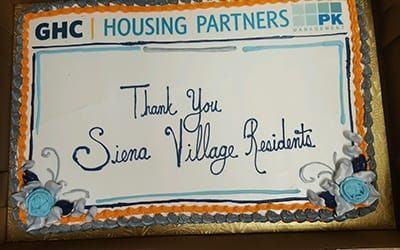 Find out why our residents love living at Siena Village; schedule your tour today!