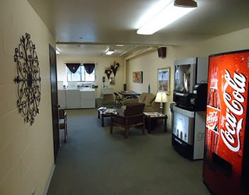 We offer on-site laundry facilities and more here at Bannock Arms in Boise.