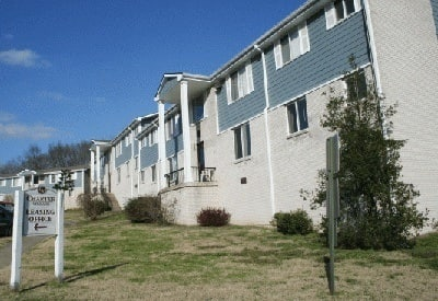 Leasing office at Charter Village Apartments in Madison