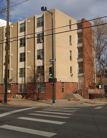 Learn more about Congress Park Apartments's neighborhood in Denver.