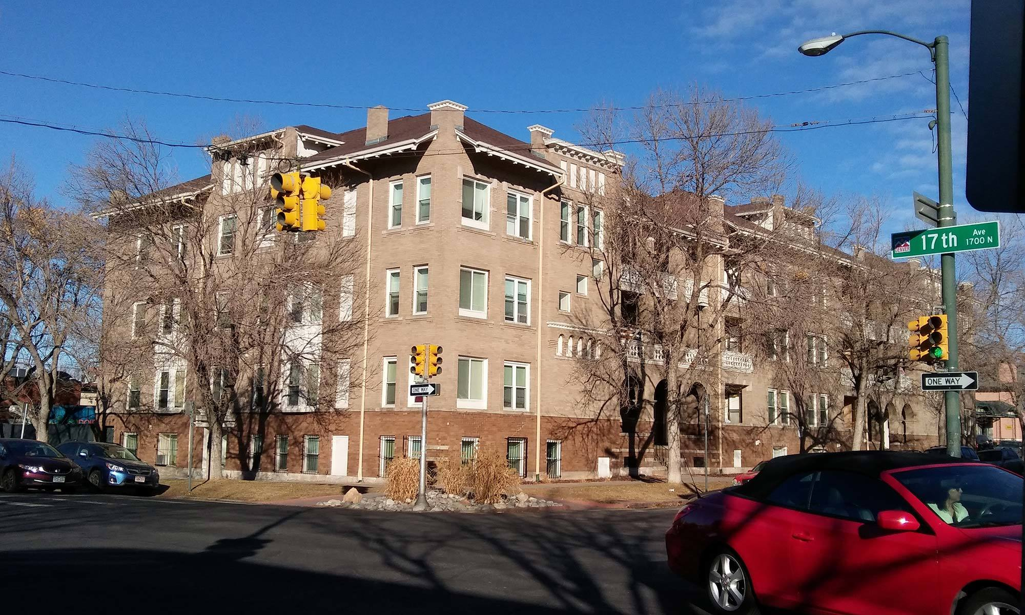 Downtown denver co apartments capitol hill hilltop - Cheap one bedroom apartments in denver ...