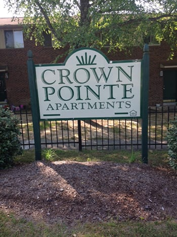 Schedule your tour of Crown Pointe Apartments today