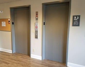 Elevators at Maryel Manor Apartments