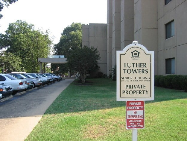 Welcome to Luther Towers