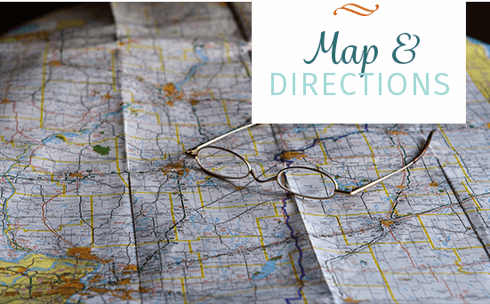 Find the best route to our Cincinnati apartments