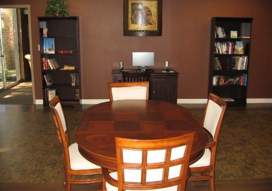 Dayton apartment amenities