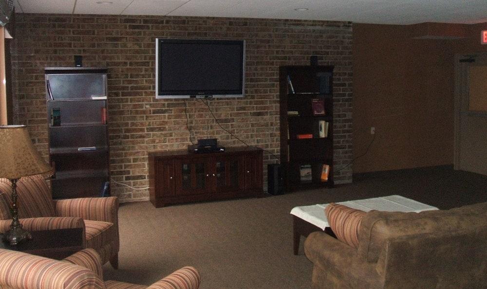 Entertainment Room At Asbury