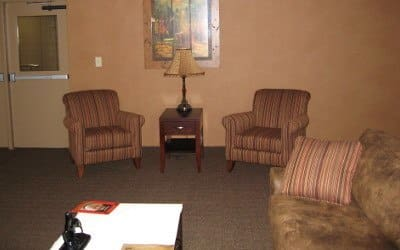 Lounge At Our Datyon Senior Apartments Community