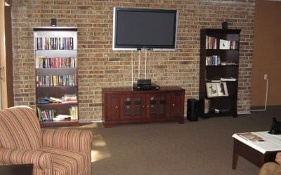 Tv At Our Datyon Senior Apartments Community