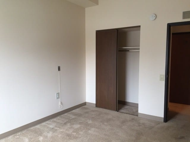 Bedroom At Our Rochester Hills Senior Apartments