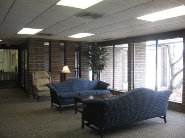 Lounge At Our Rochester Hills Senior Apartments