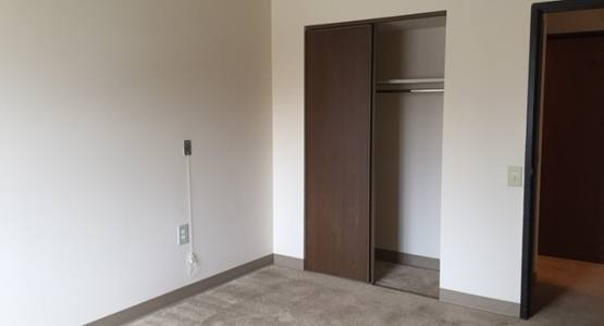 Spacious bedrooms at our apartments in Rochester Hills