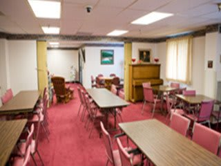 Community Room At Our Pittsburgh Senior Apartments