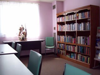 Library At Our Pittsburgh Senior Apartments