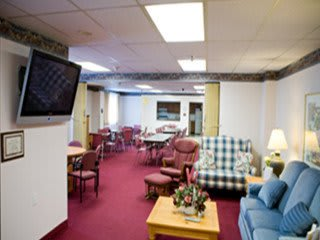 Lounge At Our Pittsburgh Senior Apartments