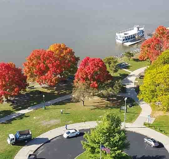 Overview of our senior living apartments in Poughkeepsie