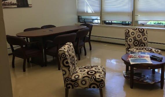 Community Room At Rip Van Winkle