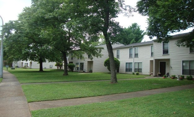 Open areas at Midtown Estates