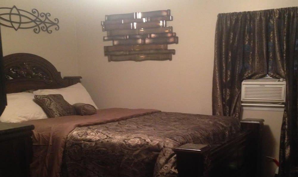Bedroom at Hoffman Homes