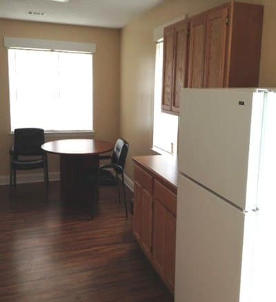 Apartments amenities in Anderson include appliances