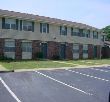 Building at Fairview Gardens