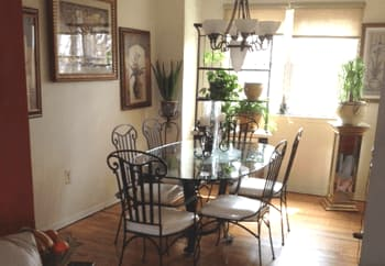 Dining Room at Darby Townhomes in Sharon Hill, PA