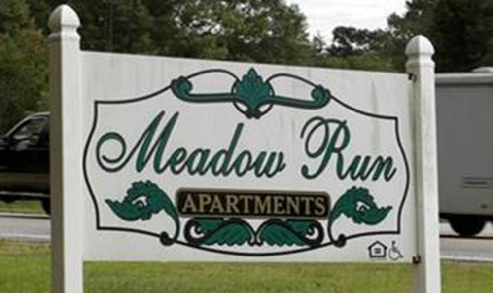 Welcome to Meadow Run Apartments