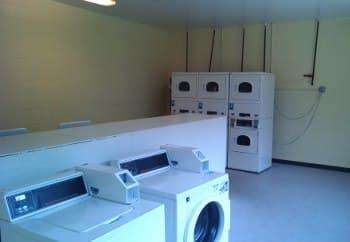 Laundry room of Eagle Ridge in Dayton, OH