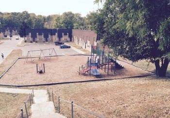 Playground at  Eagle Ridge in Dayton, OH