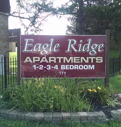 Apartments amenities in Dayton include appliances