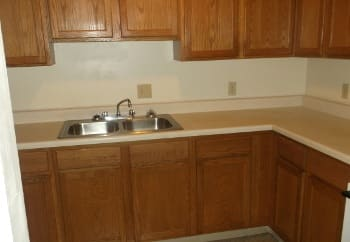 Plenty of counter space in your kitchens at Gary NSA III in Gary, IN