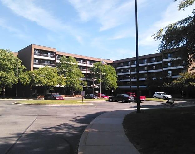 Tamarack building
