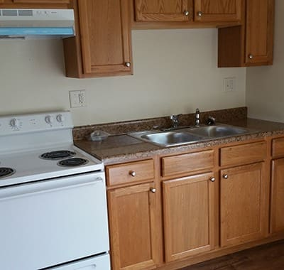 Apartments amenities in Trotwood include appliances