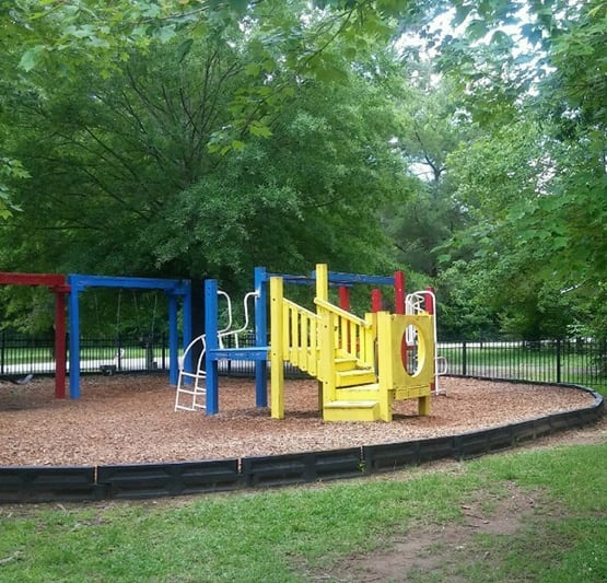 Playground at Market Place