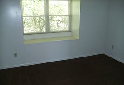 The bedrooms provide plenty of room for you and your belongings at Kinsey Greene Apartments.