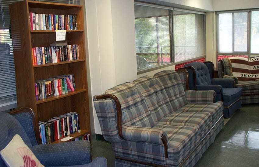 We have a resident library at Nottingham Tower Apartments in Waterbury, CT.