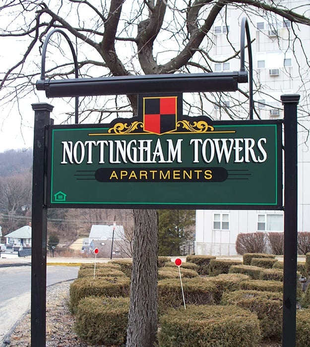 Nottingham Place Apartments: Central Waterbury Senior Apartments Near Target