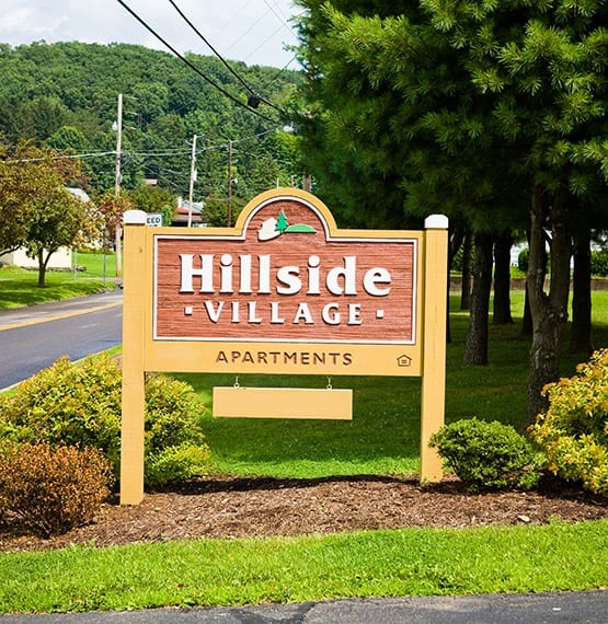 Learn more about Hillside Village Apartments community highlights; schedule your tour today!