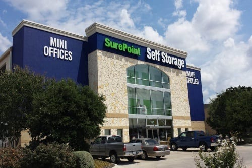 SurePoint Self Storage Schertz location