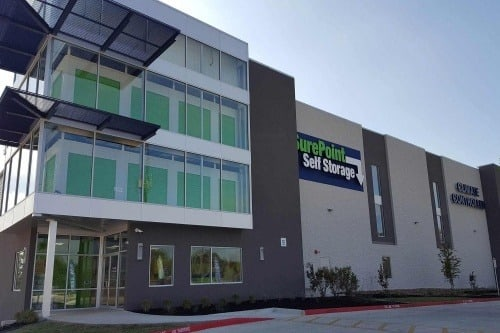 SurePoint Self Storage Barker Cypress location